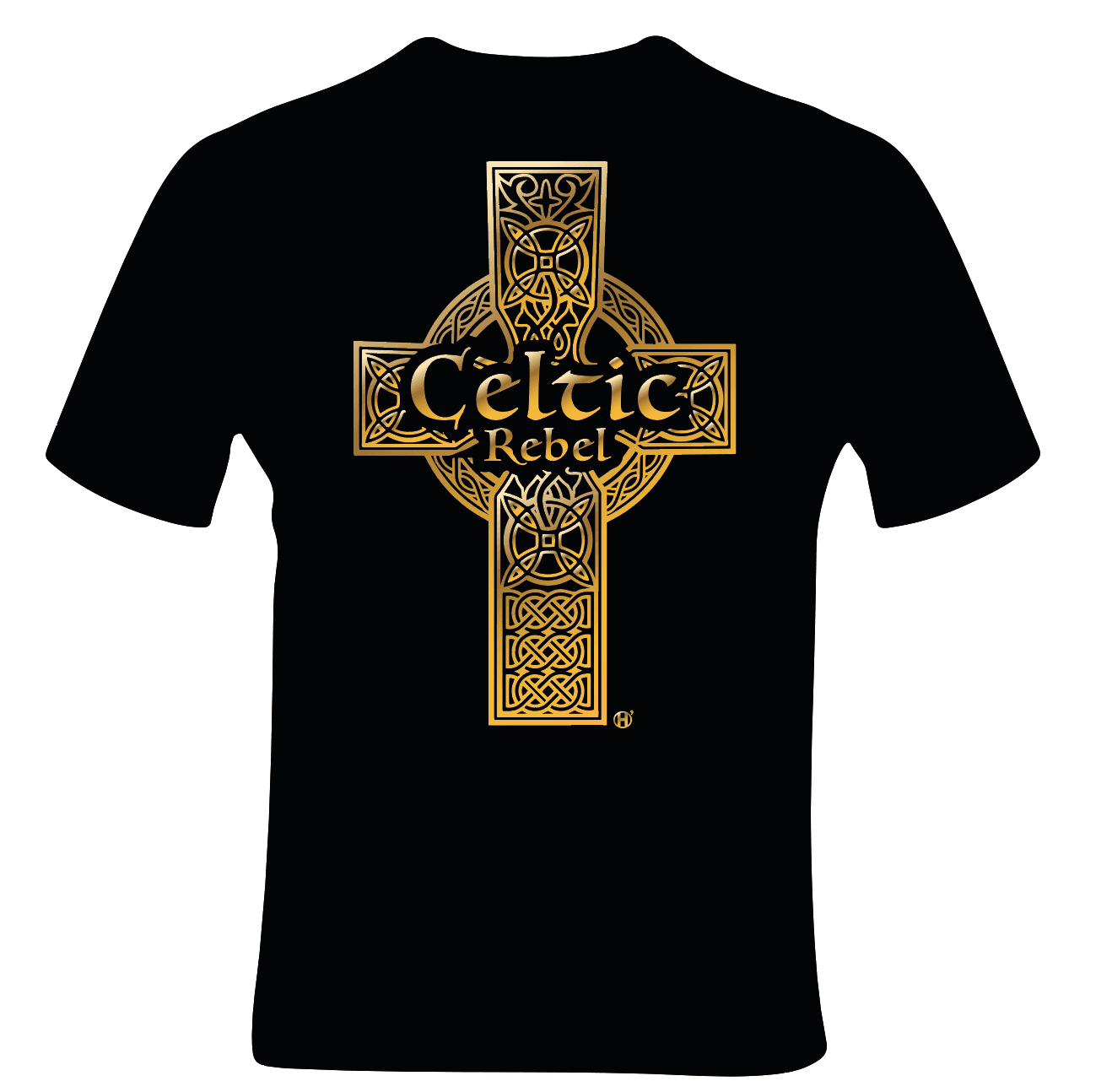 9 - Front Celtic Rebel Cross-01